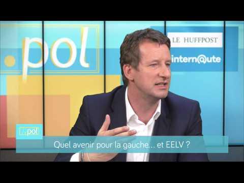 """Yannick Jadot, invité de la webémission """".POL"""""""