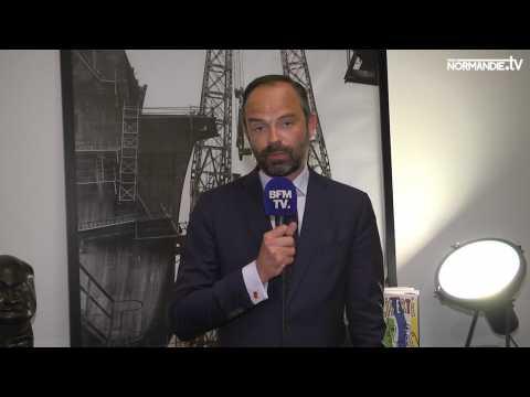 Ca sera Macron pour Edouard Philippe
