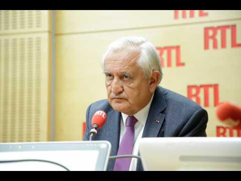 Jean-Pierre Raffarin, invité de RTL, lundi 24 avril