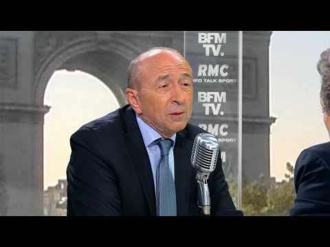 """Soirée de Macron à La Rotonde: """"Il n'y avait pas une majorité de peoples"""", dit Collomb"""