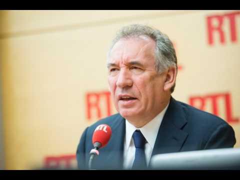 """Présidentielle 2017 : """"on vote pour une personnalité et pas pour un couple"""" déclare François Bayrou"""