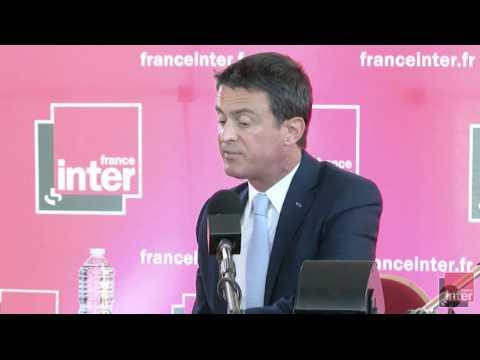 Manuel Valls enterre le PS
