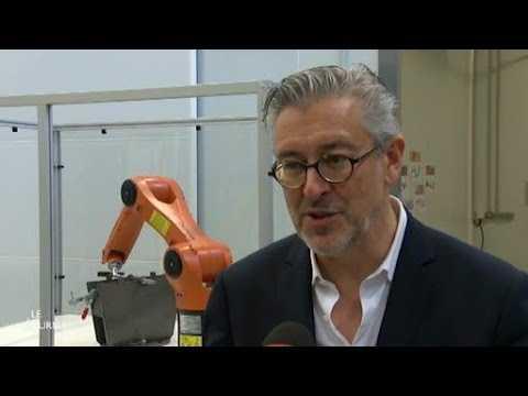 Ouverture d'un campus industriel : Interview de J. Lucas