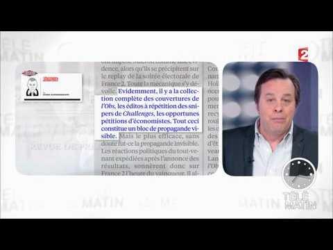 Télématin, France 2 : la charge de Patrice Romedenne à l'encontre de Daniel Schneidermann