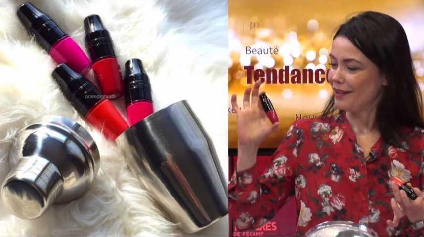 Tendance - Beauté - Le rouge à lèvres Matt Shaker