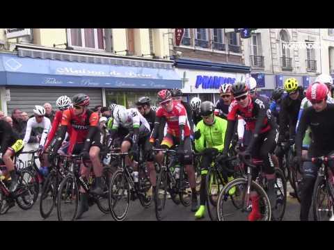 Cyclisme : le Tour de Normandie était au Neubourg, jeudi