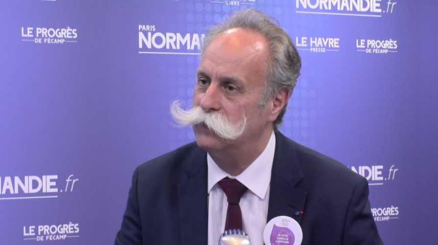 Eco Normandie - Bernard Stalter, président de l'APCMA