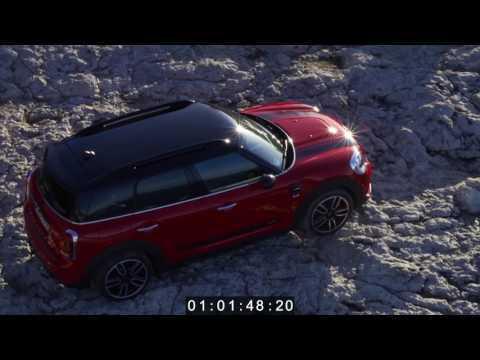 MINI John Cooper Works Countryman Exterior Design Trailer | AutoMotoTV