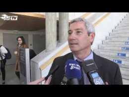Gilles Sezionale nouveau président de la Fédération Française de Natation