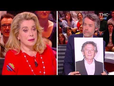 Les propos polémiques de Catherine Deneuve sur Roman Polanski - ZAPPING TÉLÉ DU 17/03/2017