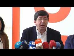 """C's dispuesto a """"retirar apoyo a Díaz si no cumple"""""""