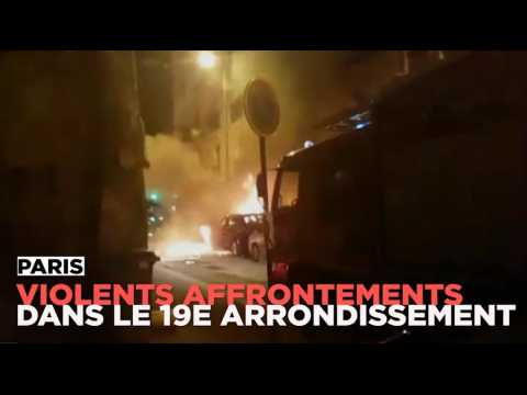 Paris : violents affrontements entre la communauté asiatique et la police