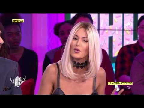 Nesma explique pourquoi elle porte une perruque