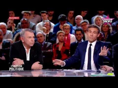 Jean-Luc Mélenchon et Benoît Hamon en campagne, Philippe Torreton appelle à l'union