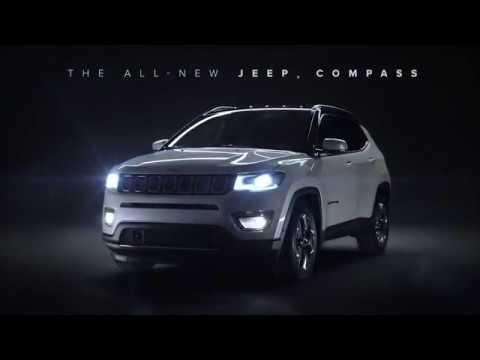 Jeep® Compass at Milano Design Week 2017 | AutoMotoTV