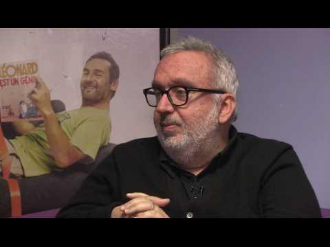 """Dominique Farrugia, réalisateur du film """"Sous le même toit"""""""