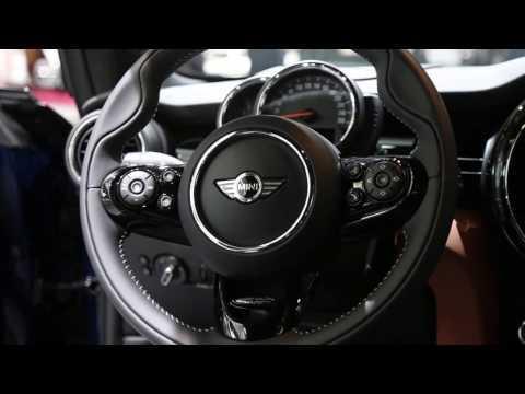 Mini Seven Cooper S Interior Design in Trailer | AutoMotoTV