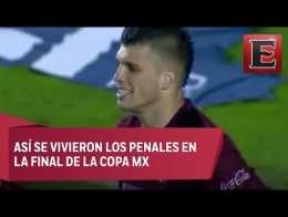 Final Copa Mx: Penales Querétaro contra Chivas /  Gallos Final Copa Mx