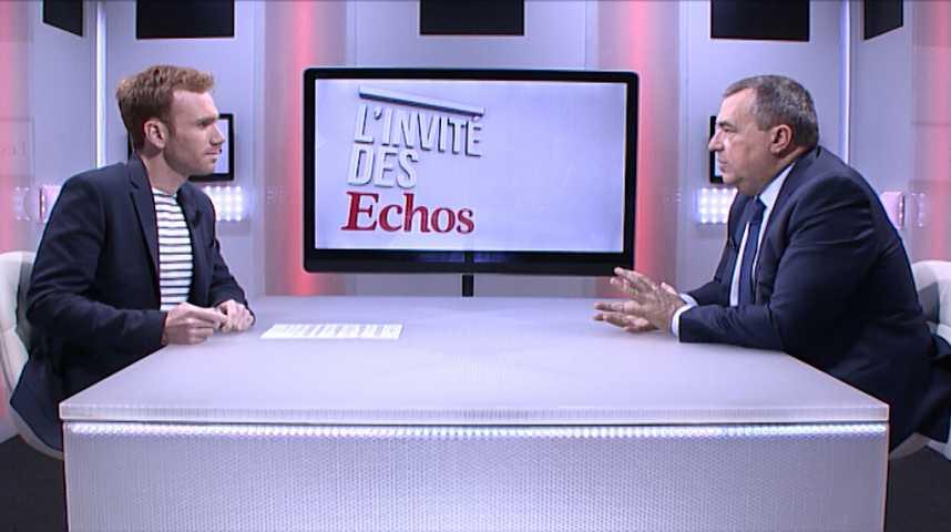 """Illustration pour la vidéo Olivier Carré (LR) regrette """"une focalisation du débat sur le duopole Juppé-Sarkozy"""""""