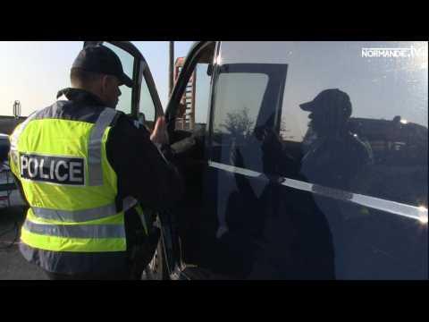 Lourd bilan après une opération de police à Rouen