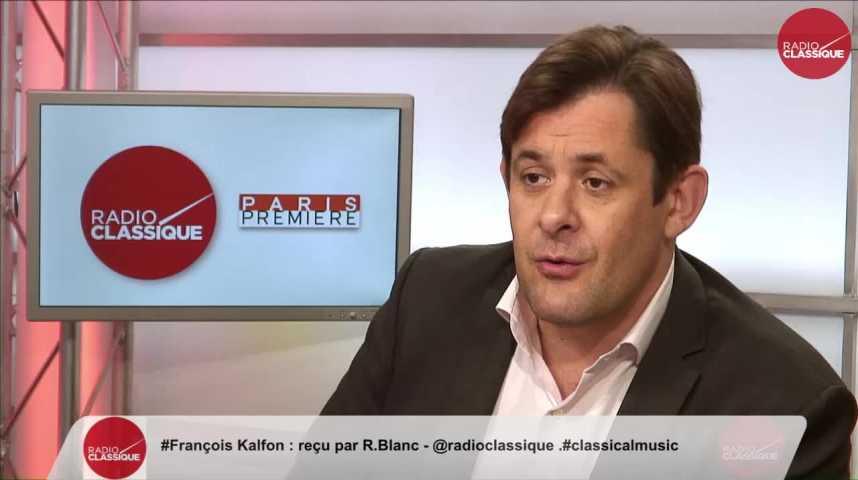 """Illustration pour la vidéo """"La primaire permettra de donner aux Français une nouvelle incarnation de la gauche"""" François Kalfon (24/10/2016)"""