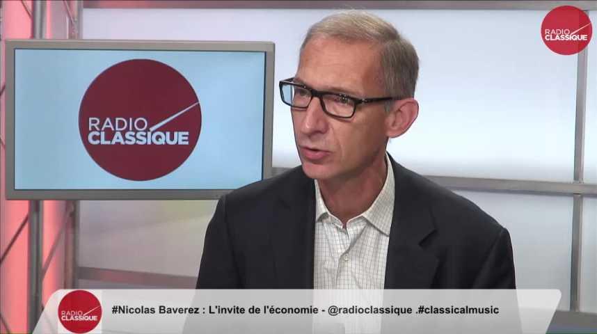 """Illustration pour la vidéo """"Il faut travailler sur l'attractivité de Paris, en faire une ville dans son siècle"""" Nicolas Baverez (25/10/2016)"""