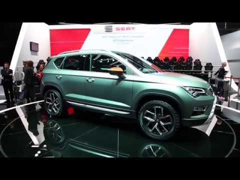 seat ateca xperience concept design automototv sur orange vid os. Black Bedroom Furniture Sets. Home Design Ideas