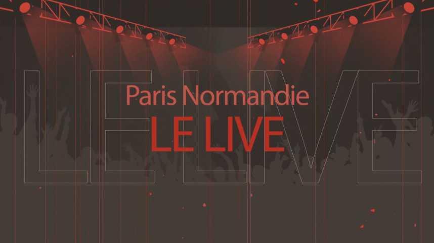 Paris Normandie le Live ça commence demain !