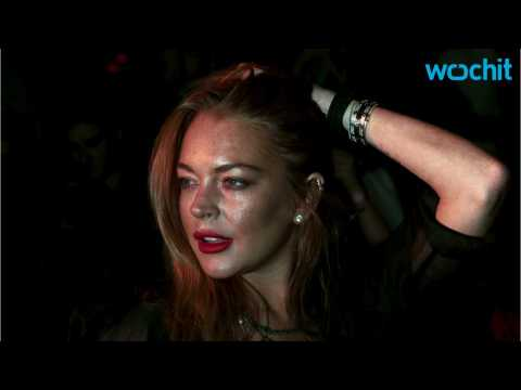 Lindsay Lohan Got  Engaged to Her 22 Year-Old Boyfriend