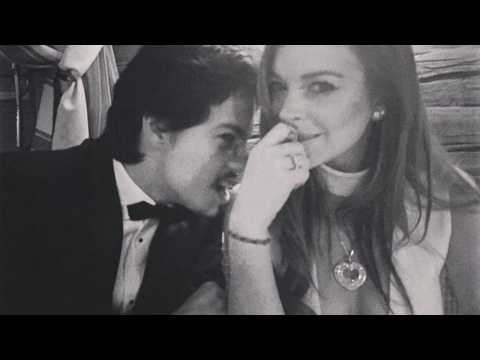Lindsay Lohan is engaged to business heir boyfriend
