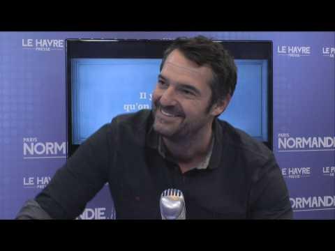 Arnaud Ducret, comédien et humoriste