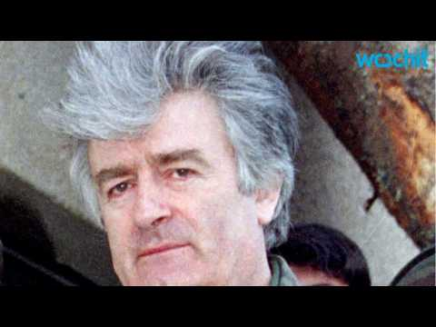 Karadzic jailed for 40 years: Found guilty of Bosnia genocide