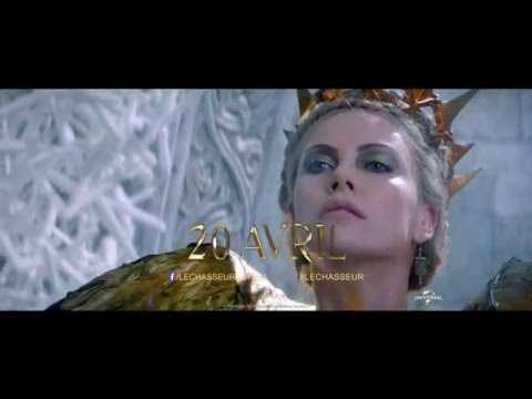 Le chasseur et la reine des glaces spot la reine - La reine des glace streaming ...