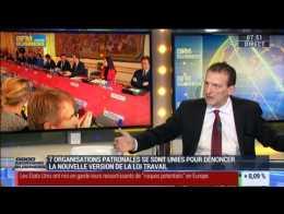 """""""Le fonctionnement des prud'hommes en France n'est pas satisfaisant"""", Gilbert Cette - 23/03"""
