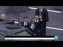Cuba : Barack Obama en visite historique à la Havane