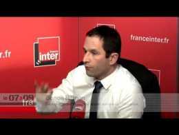 """Benoît Hamon : """"Ne pas organiser les primaires, c'est courir le risque de ne pas être au second tour"""""""