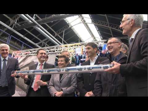 La Normandie commande 40 nouveaux trains