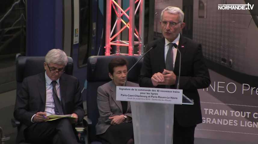 La SNCF travaille sur les feuilles mortes