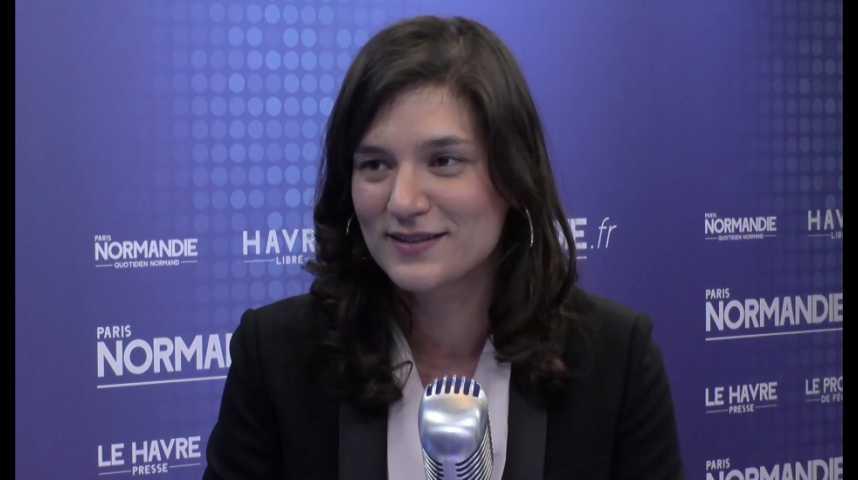 Marie Le Vern, députée PS de Seine-Maritime