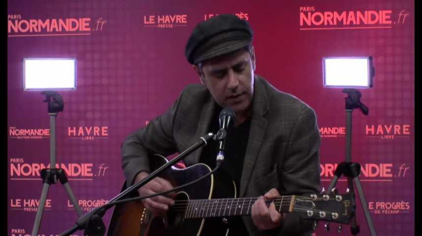 """Jorge P, premier invité de la saison 2 des """"Live de la rédaction"""""""