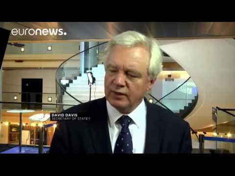 'Nothing is clear' – Brexit boss faces questions in Strasbourg