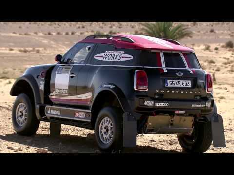 The new MINI John Cooper Works Rally - Exterior Design Trailer | AutoMotoTV