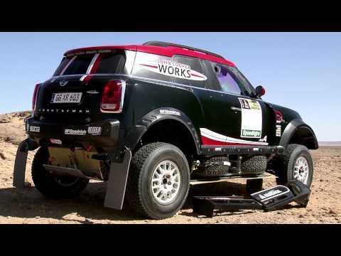 The new MINI John Cooper Works Rally - Interior Design & Engine   AutoMotoTV