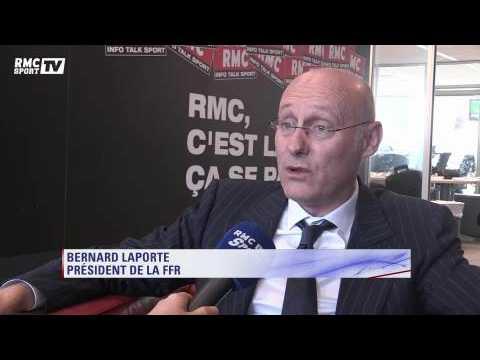 Bernard Laporte s'exprime sur le cas Guy Novès