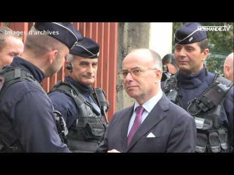 Bernard Cazeneuve, Premier ministre, fait l'unanimité dans son ancien fief de Cherbourg