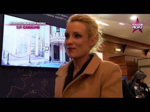 Elodie Gossuin raconte son week-end de rêve au Vichy Célestins Spa Hôtel (Exclu vidéo)