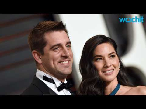 Are Olivia Munn and Aaron Rodgers Engaged?