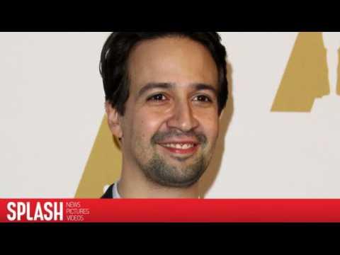 Lin-Manuel Miranda s'attend à une soirée des Oscars chargée en politique