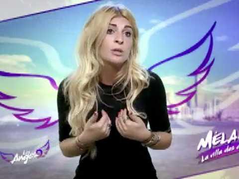 Les Anges 9 : Mélanie clashe violemment la petite nouvelle...