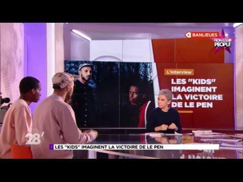 Affaire Mehdi Meklat : Estelle Denis visée par des tweets haineux, elle réagit (vidéo)